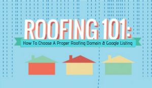 Image of banner showing ho w to choose roofing names