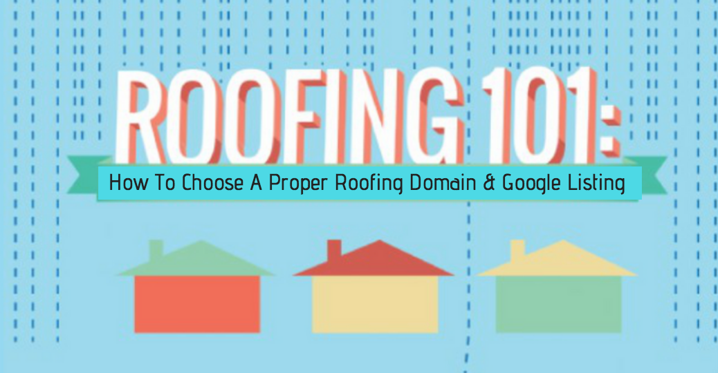 Image of banner roofing names