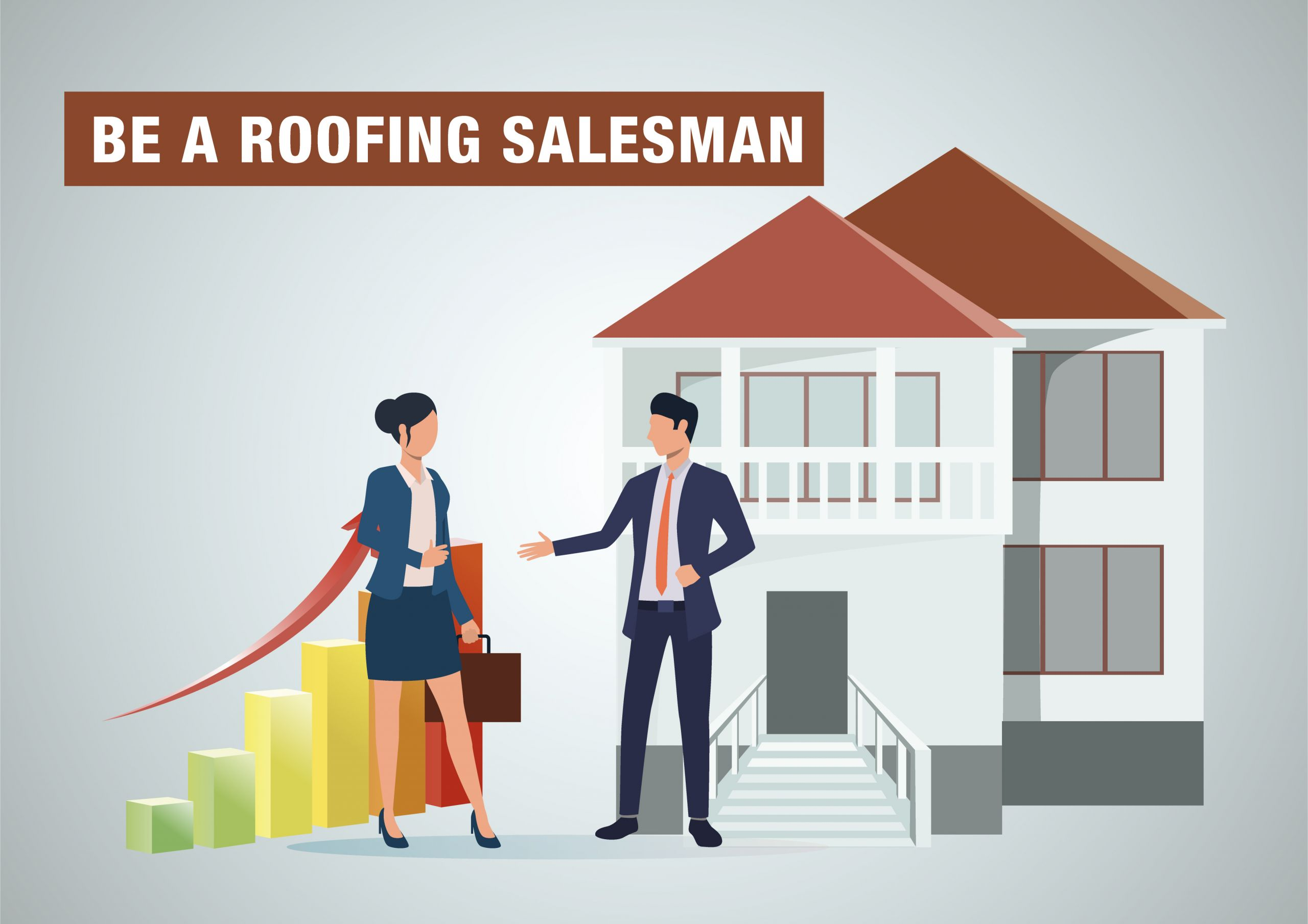 image of roofing sales salary - how much money roofing salesmen make?